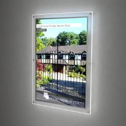 Wall mounted LED Light Pockets